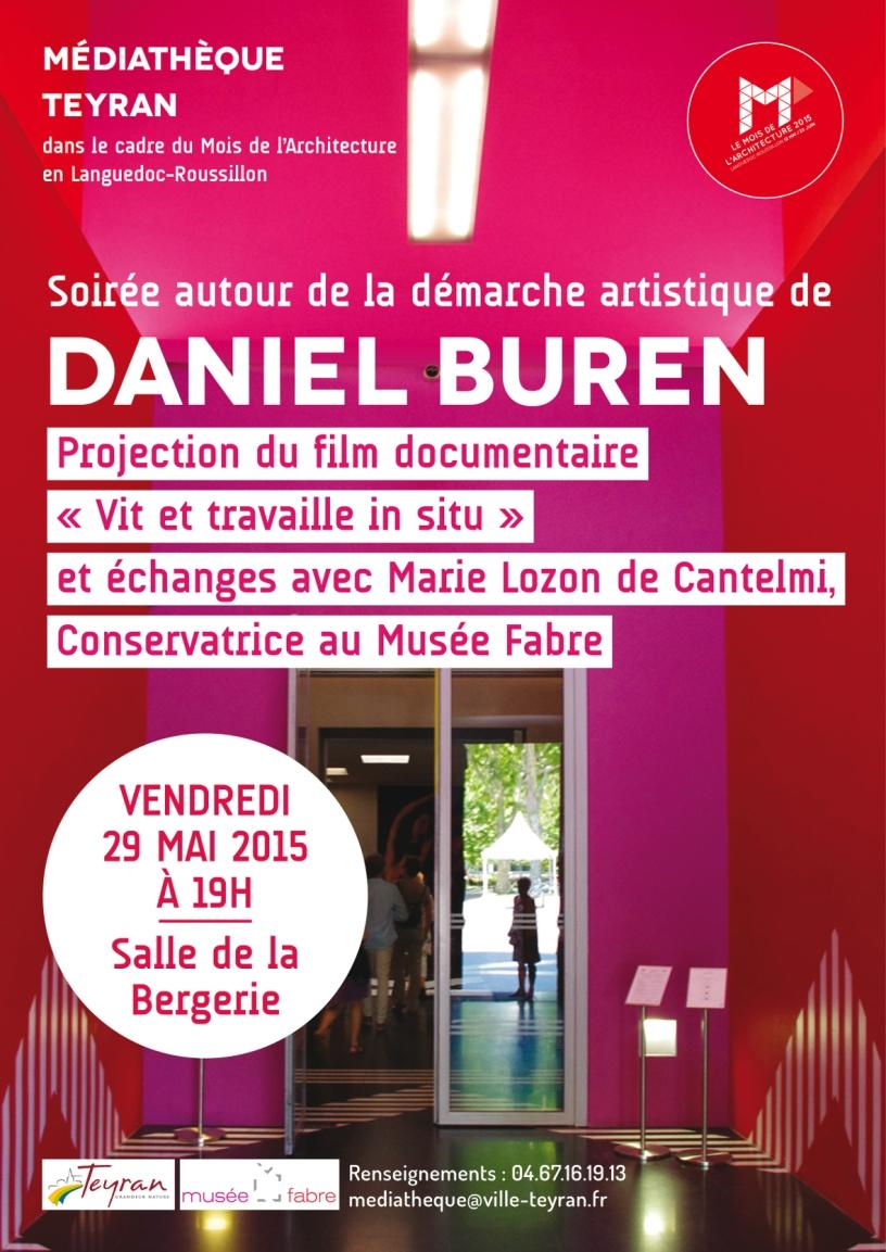 mai 2015, mois de l'architecture – médiathèque municipale de teyran