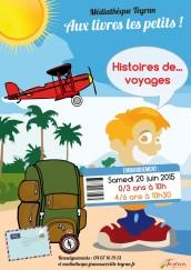 Aux livres les petits voyage-web