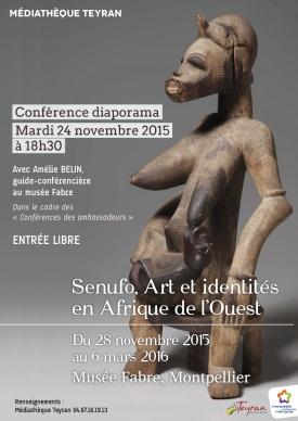 affiche conf musee fabre Senufo-72dpi