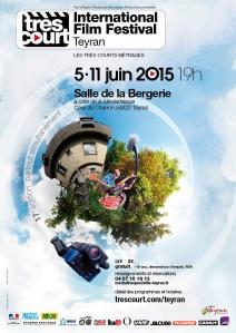 Très Court, Teyran, 5-11 juin 2015