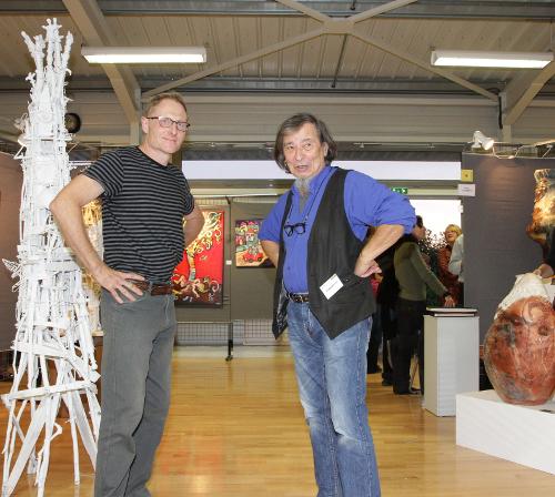 Arteyran 2016 : Loul Combres et Sylvain Corentin