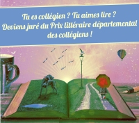"""Prix littéraire des collégiens de l'Hérault 2016 - Le """"Off"""""""