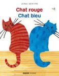 « Chat rouge, chat bleu »