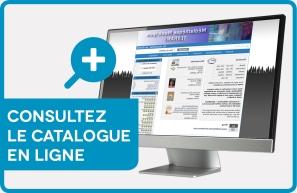 Médiathèque Teyran, Catalogue en ligne